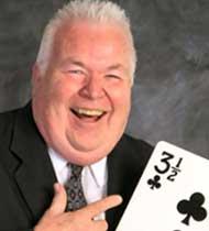 Comedy Magician Extraordinaire