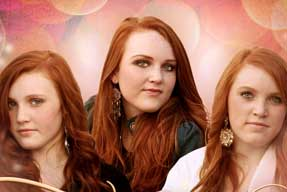 Maddie, Melanie, and McKenzie