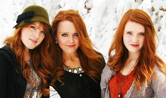 Promo Image of the Country and Pop Music Trio