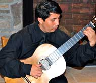 Gabino Flores - Popular Utah Classical Guitarist