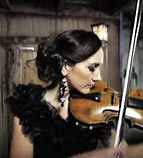 Jenny Oaks Baker - Acclaimed Concert Violinist