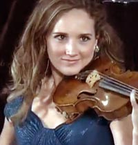 Baker - Accomplished Violinist - Jenny Oaks