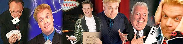 Book the Best Magicians, Comedy Magicians, and Illusionists