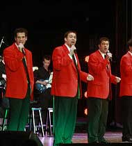 Osmonds 2nd Generation - Providing Christmas Fun for the Entire Family