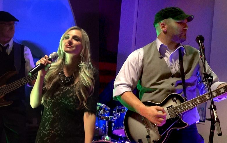 Popular Utah Band for Weddings and Events