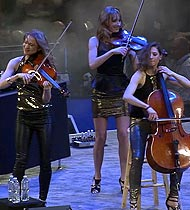Spinphony - Hot Symphony Strings and a DJ