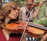 Spinphony Wedding String Ensemble - Violins, Cello and DJ
