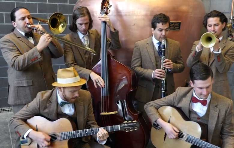 Hot Swing Gypsy Jazz Music