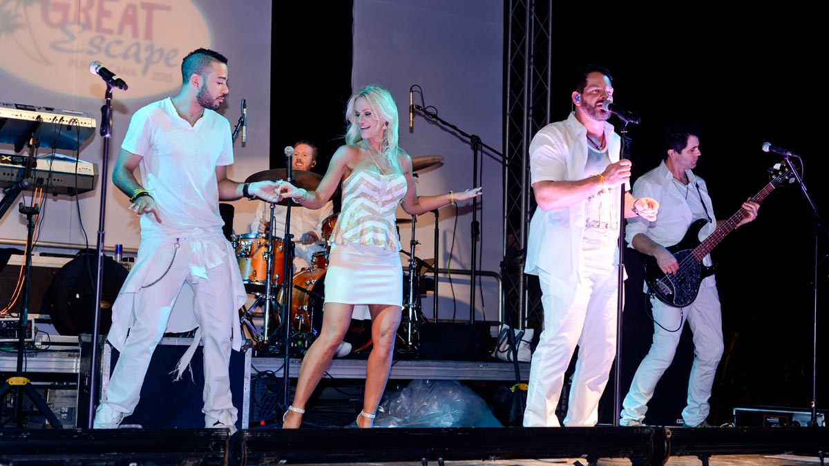 Punta Cana Dominican Republic Performance