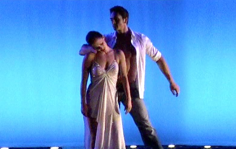 Ashleigh and Ryan - Featured on Dance TV
