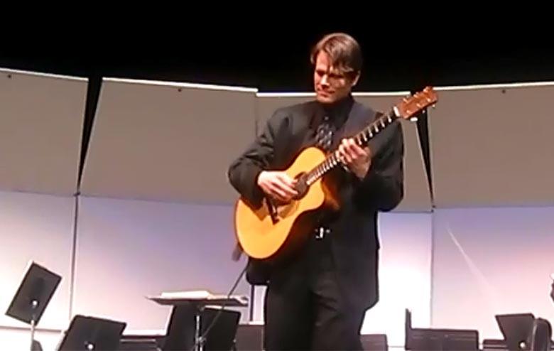 Austin Weyand - Guitarist
