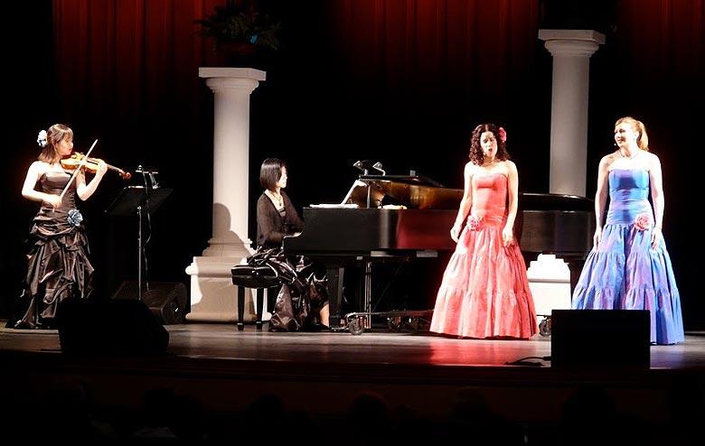 Bella Sorella - Performing at Centers for the Arts