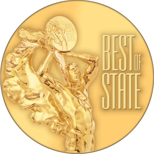 Utah Best of State Award