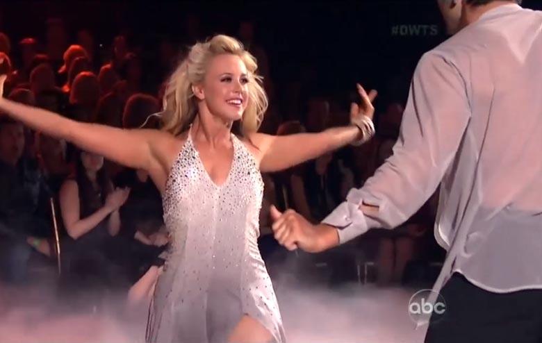 Chelsie and Dmitry - Romance on the Dance Floor