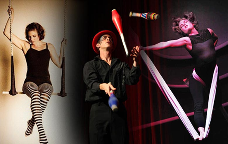 Cirque Carnivale - Amazing Variety and Circus Acts