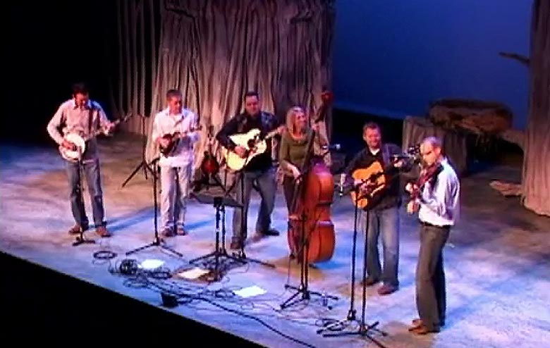 One of the Best Utah Bluegrass Bands - Cold Creek