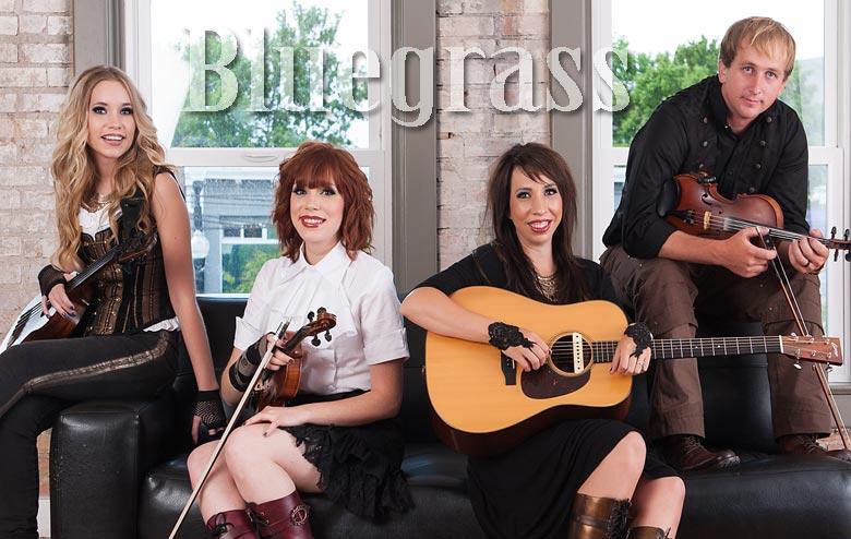 Top Utah Bluegrass Bands and Bluegrass Music