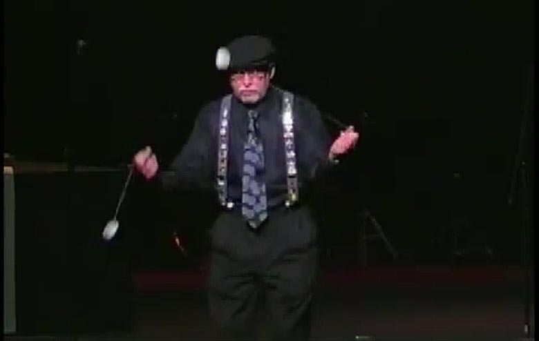 Dale Myrberg - World Champion Yo-Yo Grand Master