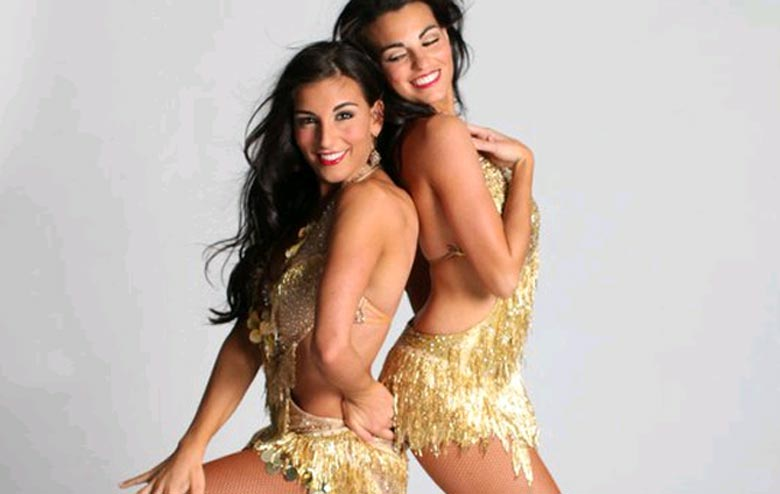 The Talented Dancing DelGrosso Sisters