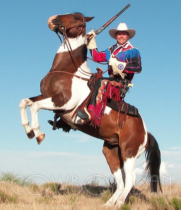 Great Entertainment for a Cowboy or Western Event