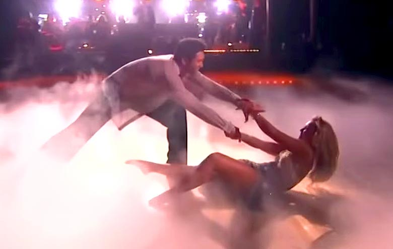 Dancing Professional for DWTS