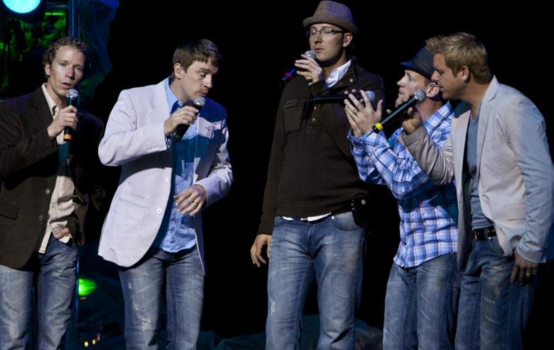 A Cappella - Vocal Group - Sensational Act