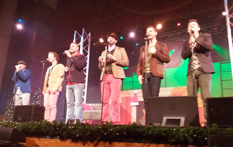 Eclipse - Musical Christmas Entertainers