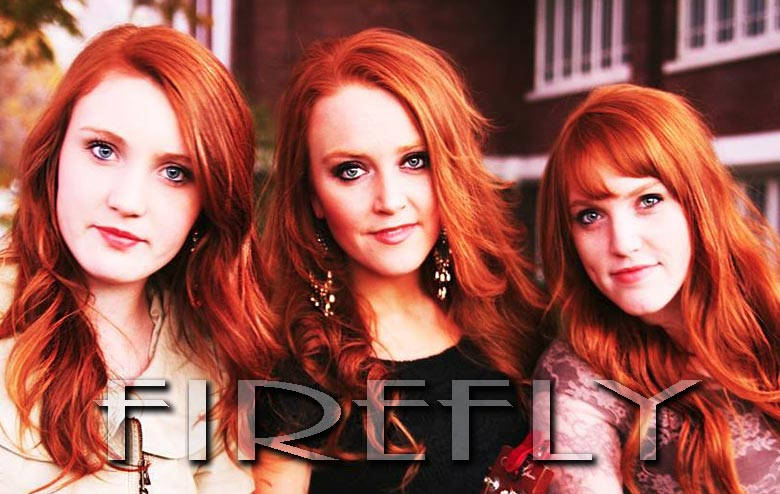 Live Firefly Country Pop Sister Trio Performance