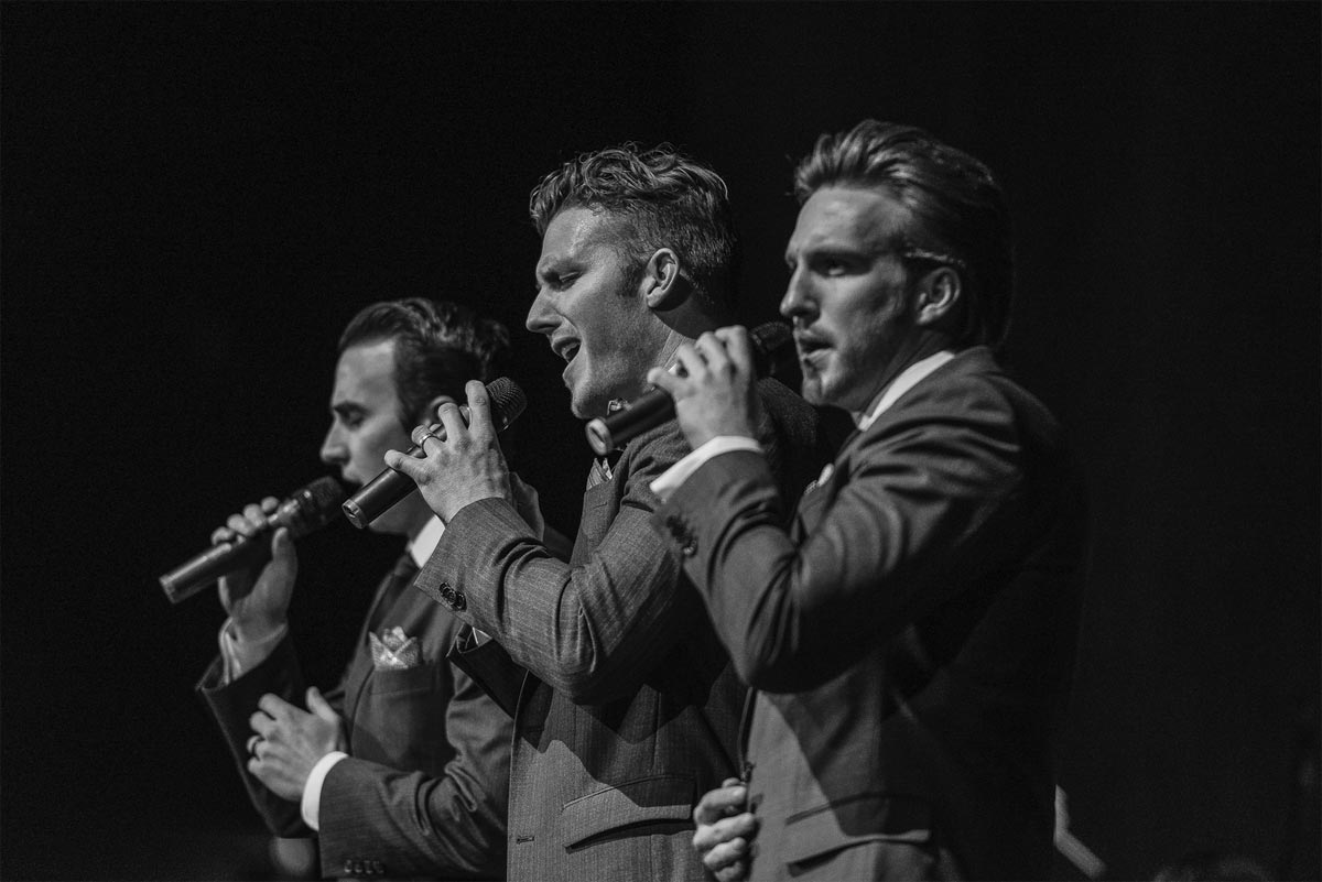 Three Amazing Utah Tenors