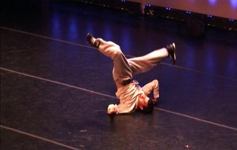 Gev Manoukian - Break Dancing - Hip Hop Dancing