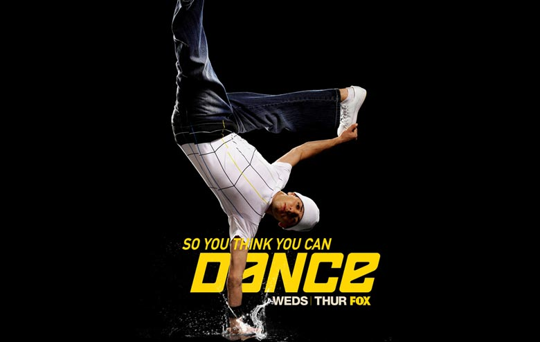 So You Think You Can Dance Finalist