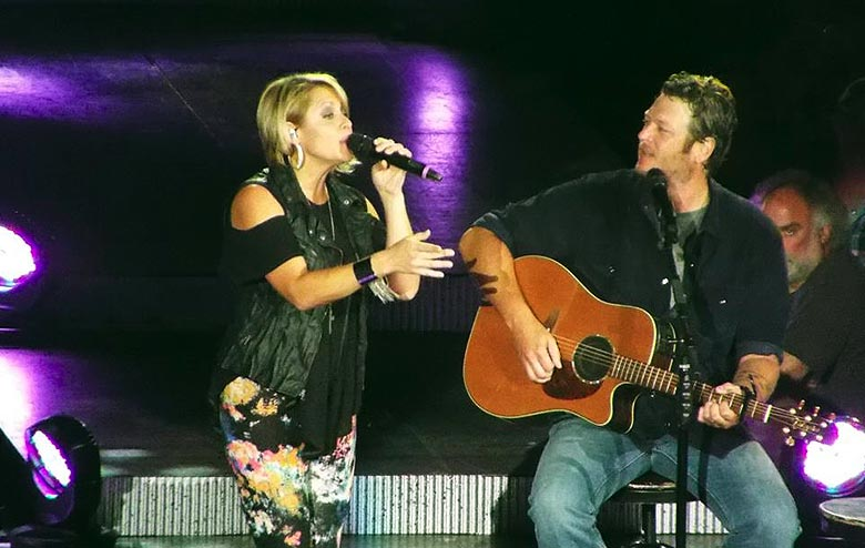 Gwen Sebastian - Finalist on The Voice