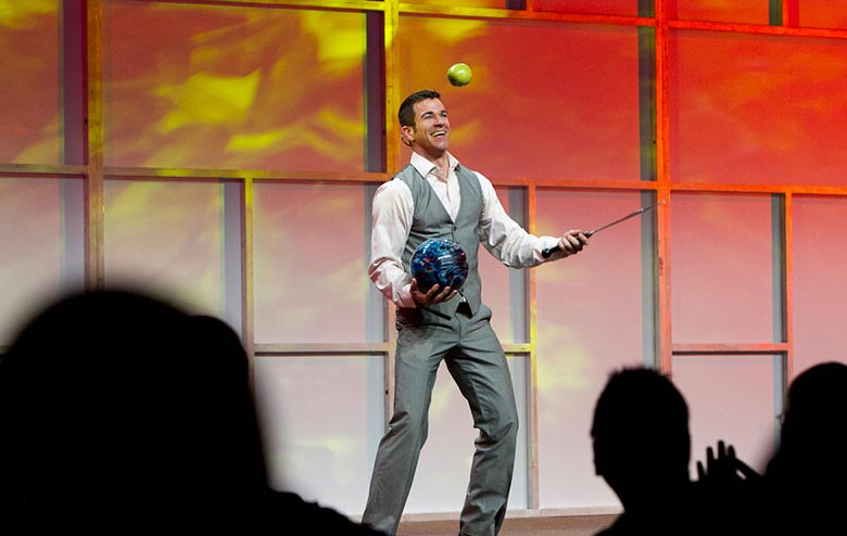 Hilarious MC and Corporate Event Entertainer