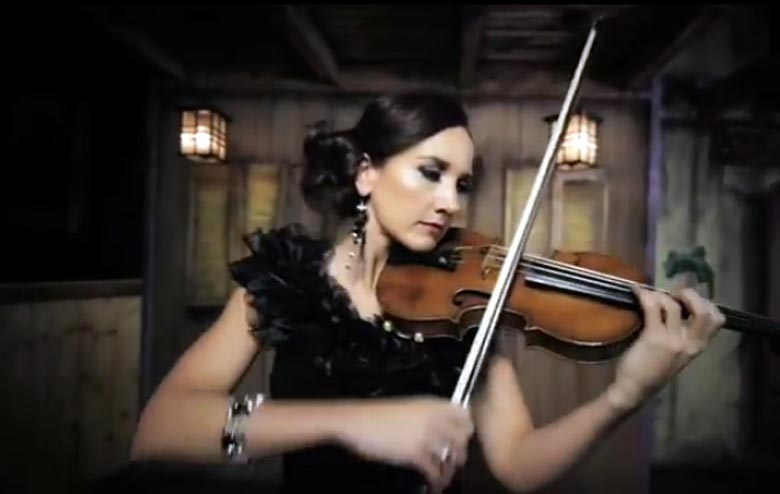 Concert Violinist - Nominated for a Grammy Award