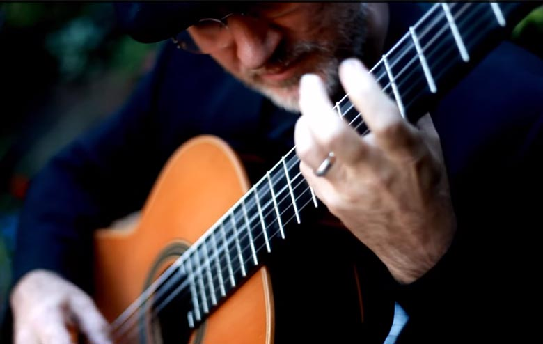 Acoustic Classical Wedding Guitarist