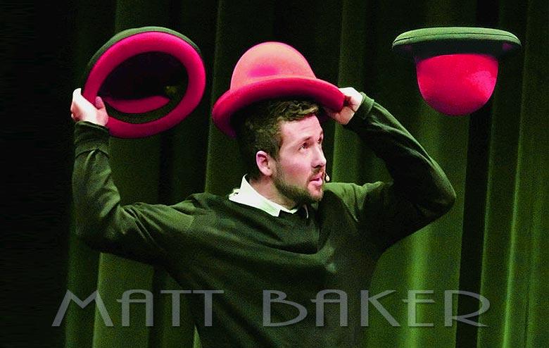 Matt Baker - Amazing Comedy Stunt and Juggling Show