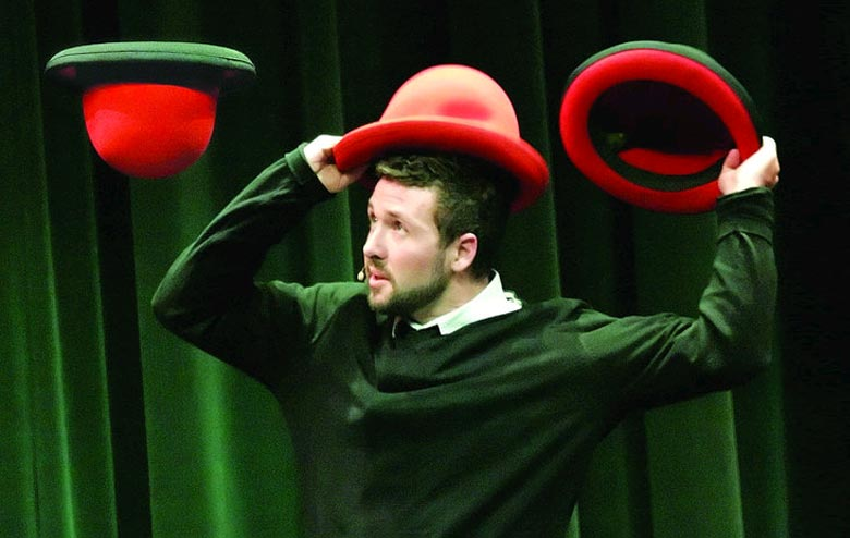 Matt Baker - Comedy Stunt and Juggling Show