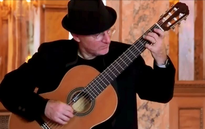 Michael Lucarelli - Acclaimed Classical Guitarist