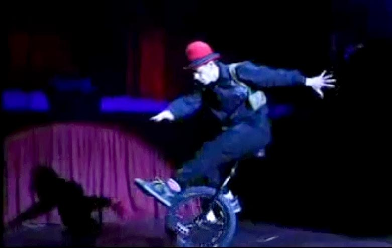 Fire Performer, Unicyclist, Juggler, and More