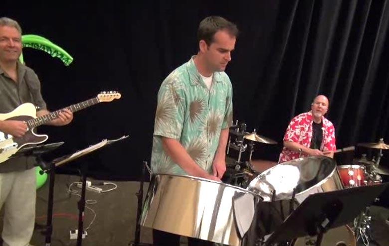 Versatile Caribbean Band