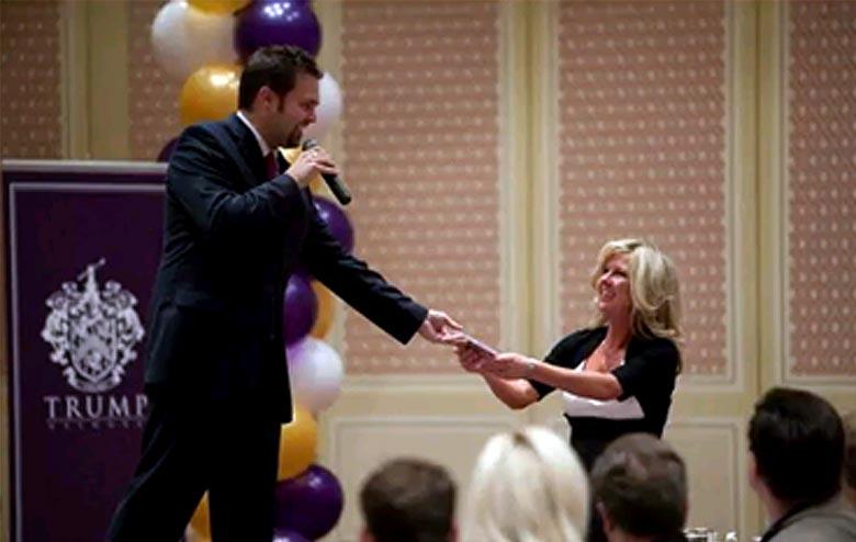 Nathan Osmond - Popular Motivational Public Speaker