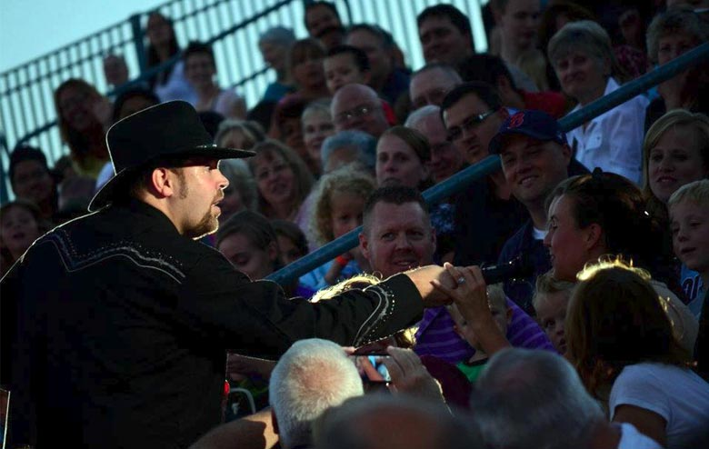 Nathan Osmond - Number 1 on the Independent Country Charts