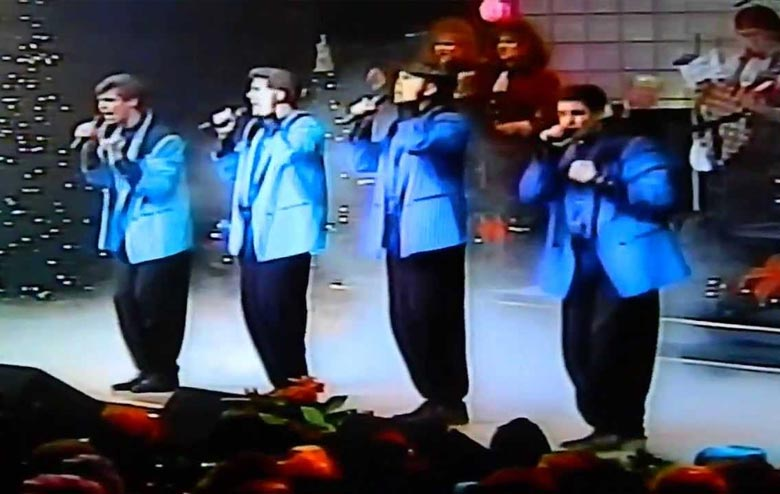 Osmonds Second Generation for Performing Art Centers