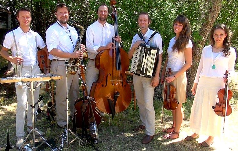 French Folk Music with a Gypsy Rock Flavor