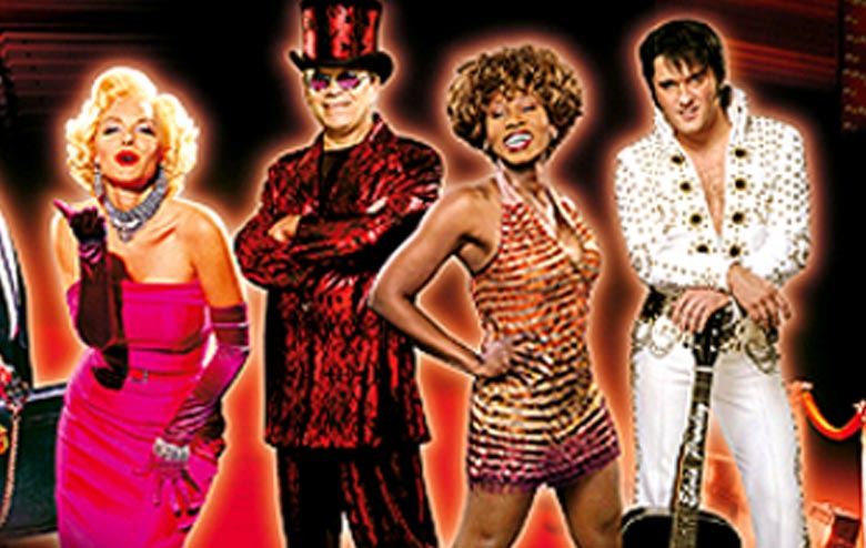 Tribute Acts Straight from Las Vegas Nevada