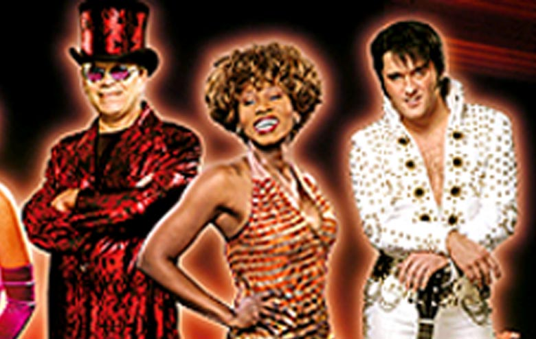 Stars in Concert - Bringing Back the Legends of Music