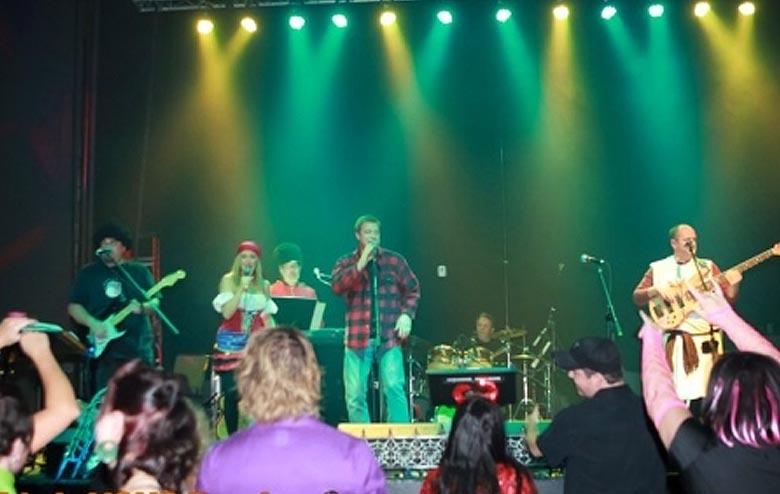 This is Your Band - Karaoke Christmas