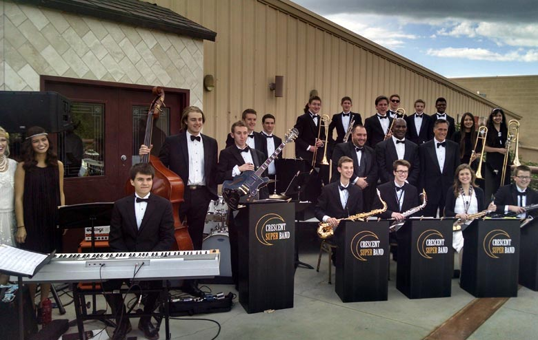 Pop and Jazz Bands
