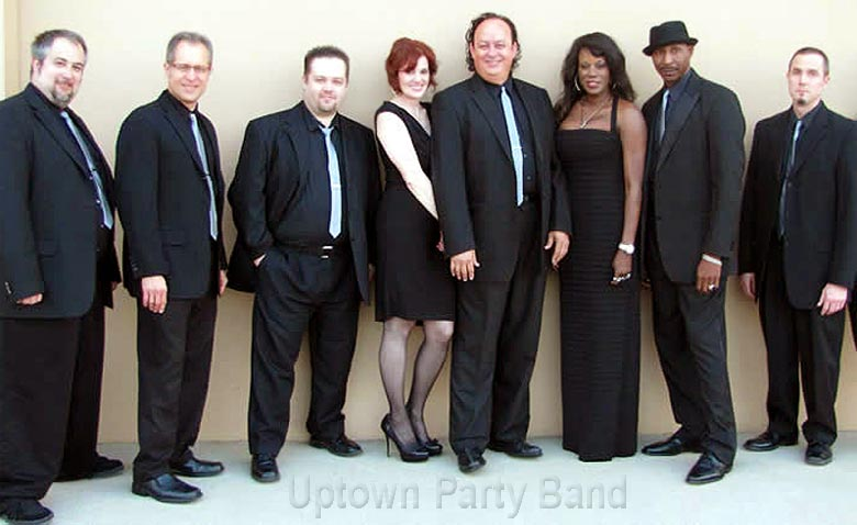 Uptown Party Band and Dance Band