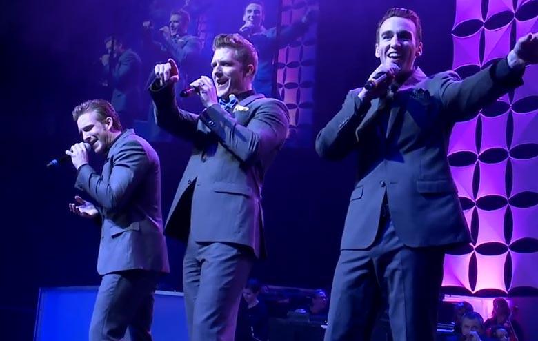 Corporate Singing Trio